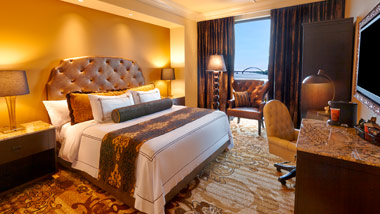 Executive Room at River City Casino Hotel