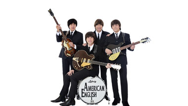 American English band picture