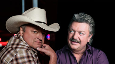 Mark Chesnutt and Joe Diffie
