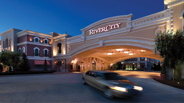 Visit River City Casino Hotel Directions Parking Nearby Attractions